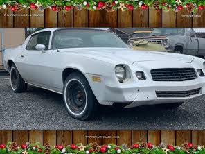 Used 1979 Chevrolet Camaro For Sale - CarGurus
