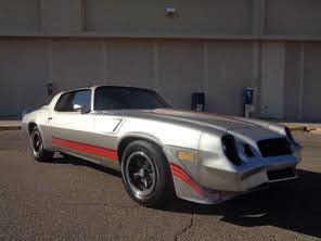 Used 1981 Chevrolet Camaro Z28 Coupe RWD For Sale - CarGurus