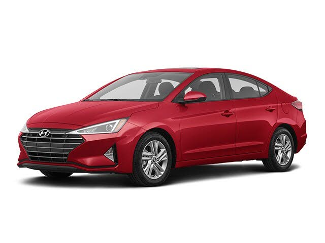 2020 Hyundai Elantra Value Edition Sedan FWD