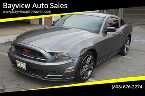 Used 2013 Ford Mustang V6 Coupe RWD For Sale - CarGurus