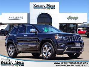 Jeep San Diego >> Used 2016 Jeep Grand Cherokee For Sale In San Diego Ca Cargurus
