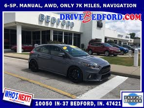 Terre Haute Car Dealerships >> Used Ford Focus Rs For Sale Terre Haute In Cargurus