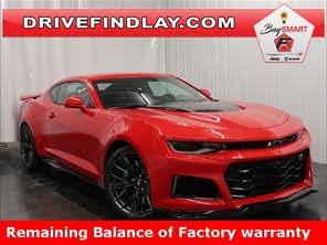 Used Camaro Zl1 For Sale >> 2019 Chevrolet Camaro Zl1 Coupe Rwd