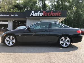 Used 2008 BMW 3 Series 335xi Coupe AWD For Sale in Stamford