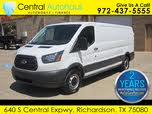 2018 Ford Transit Cargo 150 3dr LWB Low Roof Cargo Van w/60/40 Passenger Side Doors