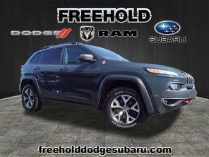 Used Jeep Cherokee Trailhawk 4WD For Sale - CarGurus