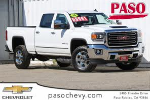 Paso Robles Gmc >> Used Gmc Sierra 2500hd For Sale San Luis Obispo Ca Cargurus