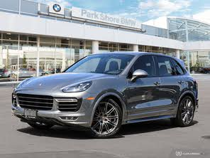 Used Porsche Cayenne For Sale In Vancouver Bc Cargurus