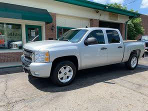 2010 Chevrolet Silverado 1500 Crew Cab >> Used 2010 Chevrolet Silverado 1500 For Sale Cargurus