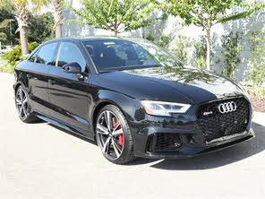 New Audi RS 3 for Sale in Tampa, FL - CarGurus