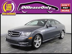 Used 2015 Mercedes Benz C Class C 250 Coupe For Sale In Miami Fl