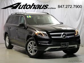 Used 2016 Mercedes Benz Gl Class Gl 350 Bluetec For Sale In Chicago