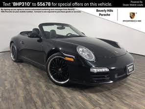 Used Porsche 911 Carrera 997 Cabriolet For Sale With Photos
