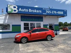 Car Dealerships In Champaign Il >> Used Ford Focus Sel For Sale In Champaign Il Cargurus