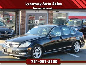 Used 2012 Mercedes Benz C Class C 350 Coupe For Sale In Boston Ma