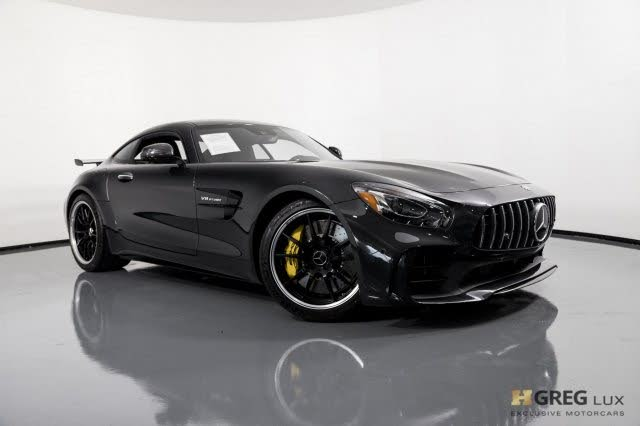 2019 Mercedes-Benz AMG GT R Coupe RWD