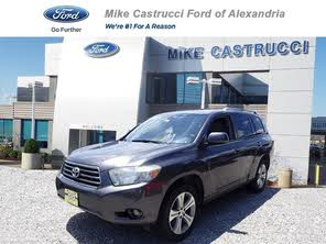 Mike Castrucci Ford >> 2008 Toyota Highlander Sport 4wd