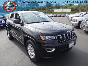 Carl Burger Dodge San Diego >> 2017 Jeep Grand Cherokee Laredo