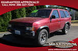 1995 Nissan Pathfinder 4 Dr XE 4WD SUV