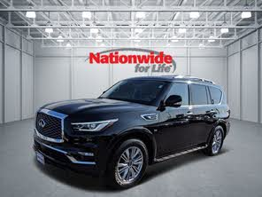 Used INFINITI QX80 For Sale Hagerstown, MD - CarGurus