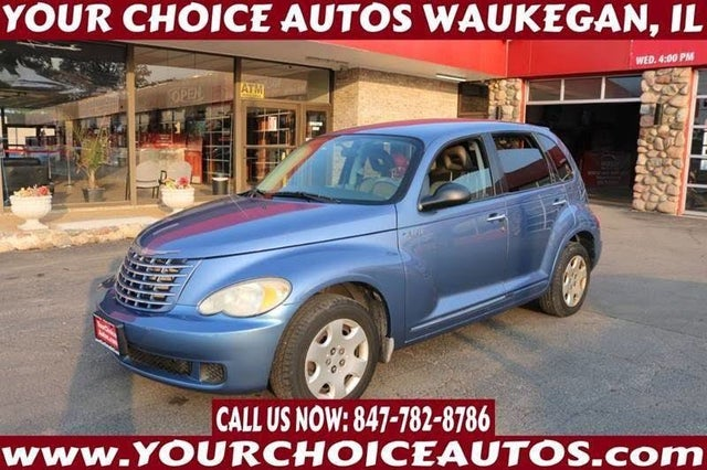 2006 Chrysler PT Cruiser Touring Wagon FWD