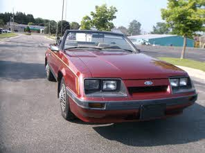 Used 1986 Ford Mustang For Sale - CarGurus