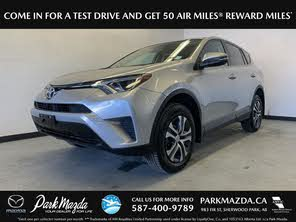 Used Toyota RAV4 For Sale Edmonton, AB - CarGurus