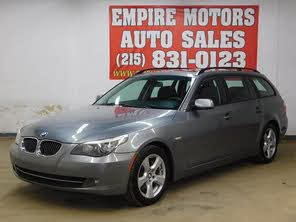 Used 2008 BMW 5 Series 535xi Wagon AWD For Sale - CarGurus