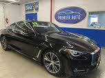 2019 INFINITI Q60 3.0t Luxe Coupe RWD