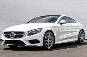 2016 Mercedes Benz S Class Coupe Price Cargurus