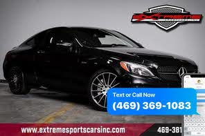 Used 2017 Mercedes Benz C Class C 43 Amg Coupe For Sale In Dallas