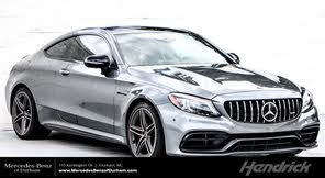 Used 2019 Mercedes Benz C Class C 63 S Amg Coupe Rwd For Sale Cargurus