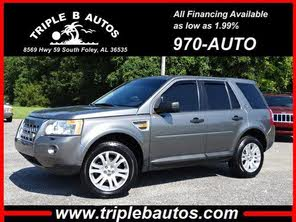 Used 2008 Land Rover LR2 For Sale - CarGurus