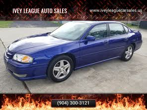 Used 2005 Chevrolet Impala SS FWD For Sale - CarGurus
