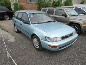 Used Toyota Corolla DX Wagon For Sale - CarGurus