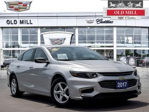 Used 2017 Chevrolet Malibu For Sale In Richmond Hill On