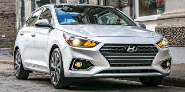2020 Hyundai Accent Essential Hatchback FWD