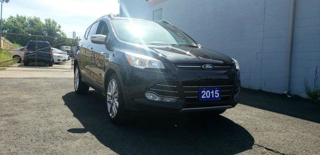 2015 Ford Escape SE FWD