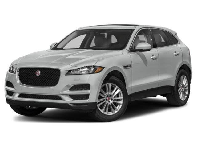 2020 Jaguar F-PACE Checkered Flag Limited Edition AWD