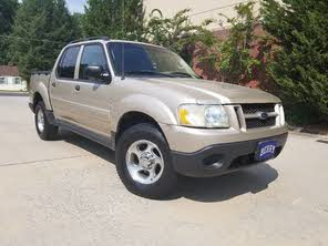 Used 2004 Ford Explorer Sport Trac For Sale In Chattanooga