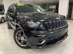Jeep Cherokee Srt8 For Sale >> Used Jeep Grand Cherokee Srt8 For Sale Springfield Il Cargurus