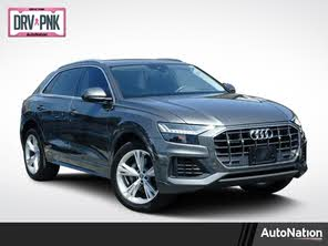 Used 2019 Audi Q8 For Sale In Hagerstown Md Cargurus