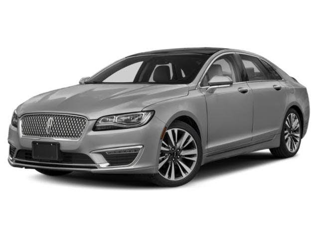 2018 Lincoln MKZ Black Label FWD