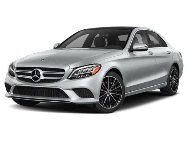 2020 Mercedes-Benz C-Class C 300 Sedan RWD
