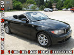 2008 BMW 1 Series 128i Convertible RWD