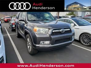 2011 Toyota 4Runner Limited For Sale >> Used 2011 Toyota 4runner Limited 4wd For Sale In Cheyenne