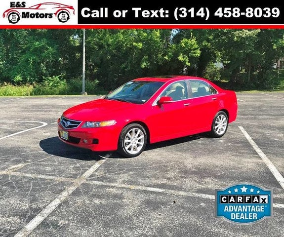Used Acura TSX For Sale In Saint Louis, MO