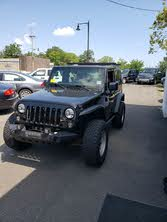 Jeep Wrangler For Sale In Pa >> Used Jeep Wrangler For Sale Cargurus