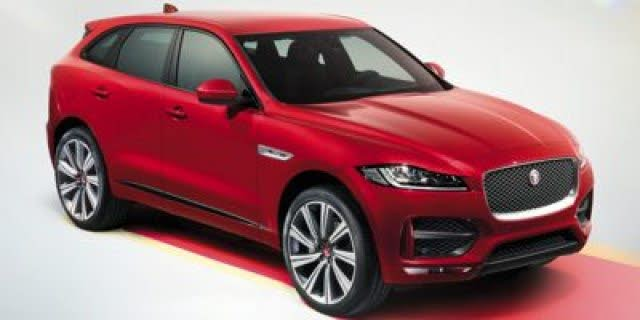 2020 Jaguar F-PACE 300 Sport Limited Edition AWD