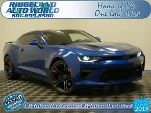 Chevrolet Jackson Ms >> Used Chevrolet Camaro For Sale Jackson Ms Cargurus